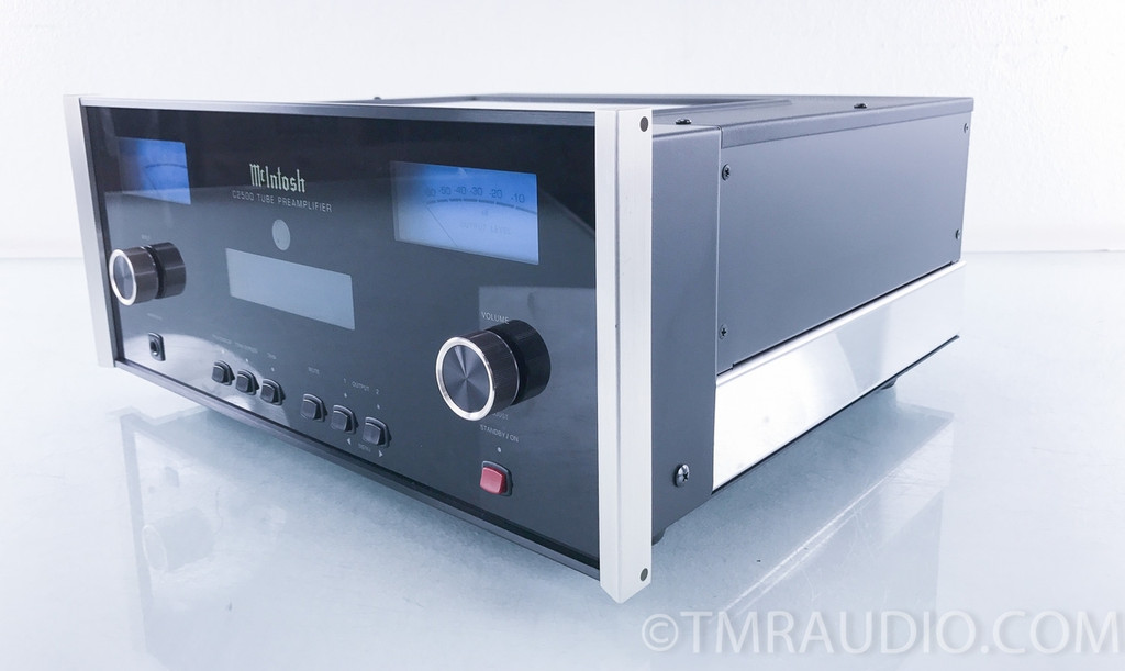 McIntosh C2500 Tube Stereo Preamplifier