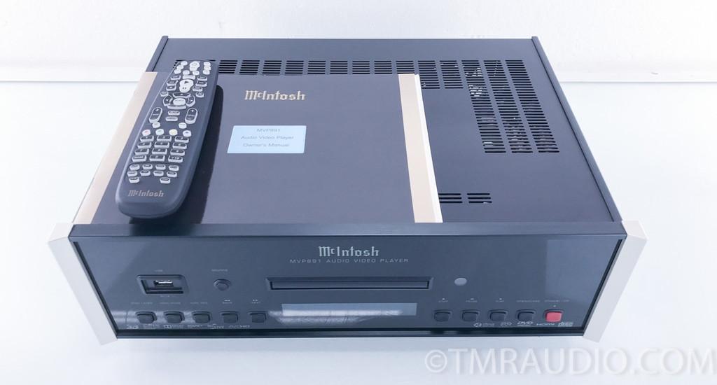 McIntosh MVP891 3D Universal Blu-ray Player / CD Player