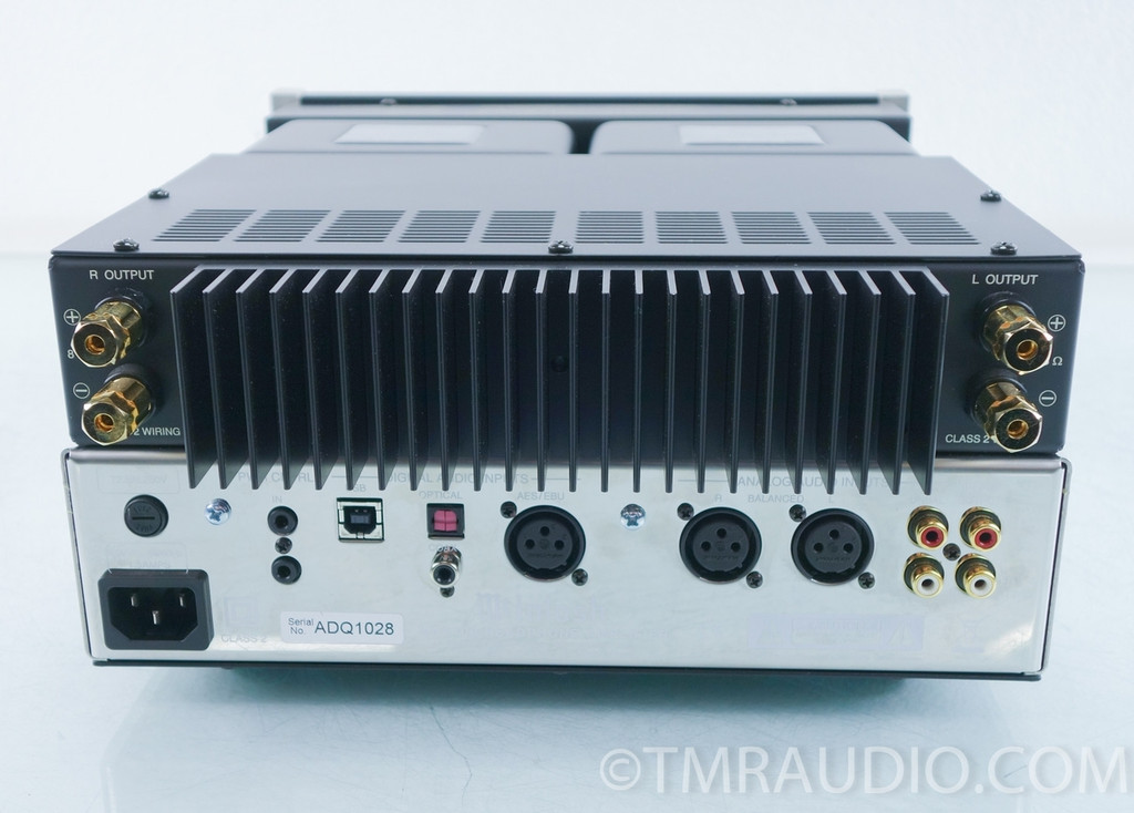 McIntosh MHA100 Headphone Amplifier