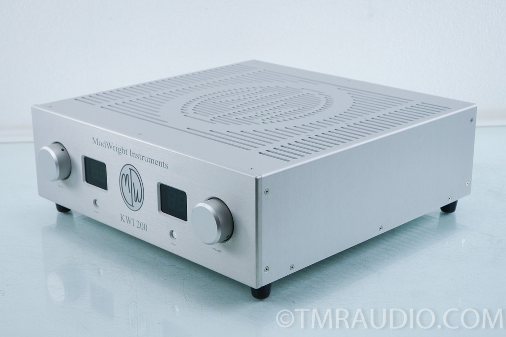 Modwright KWI-200 Integrated Amplifier