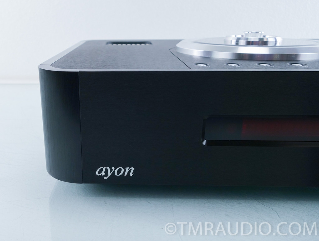 Ayon CD-5S Reference Tube CD Player; CD5S