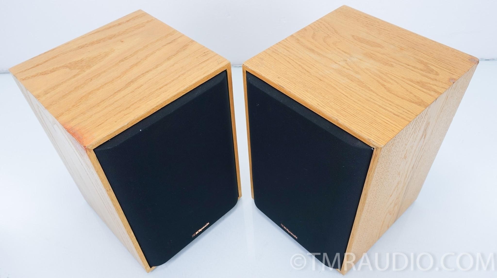 vintage klipsch bookshelf speakers. klipsch kg1.5 vintage bookshelf speakers