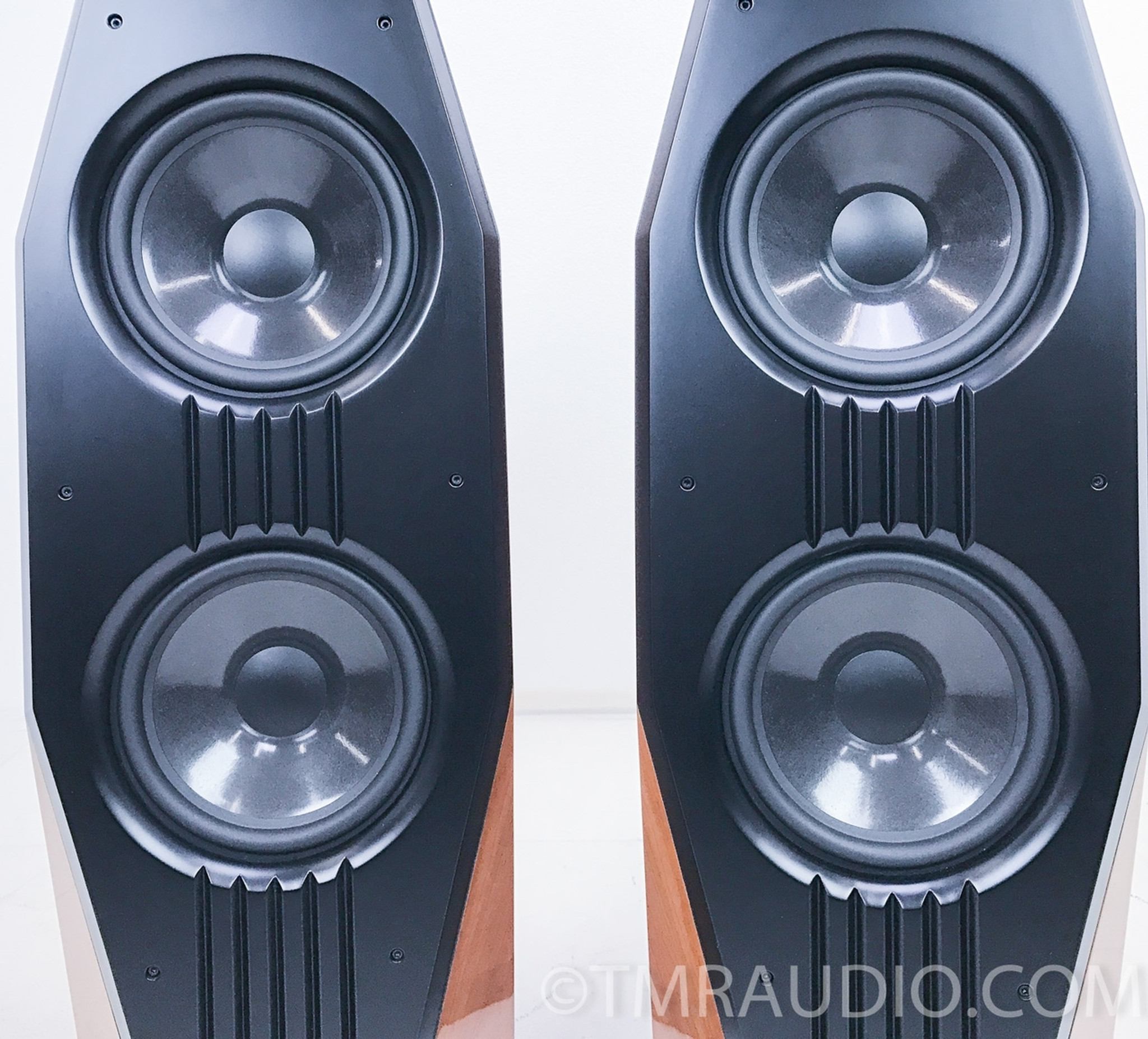 Lawrence Audio Cello Floorstanding Speakers Pair The Music Room