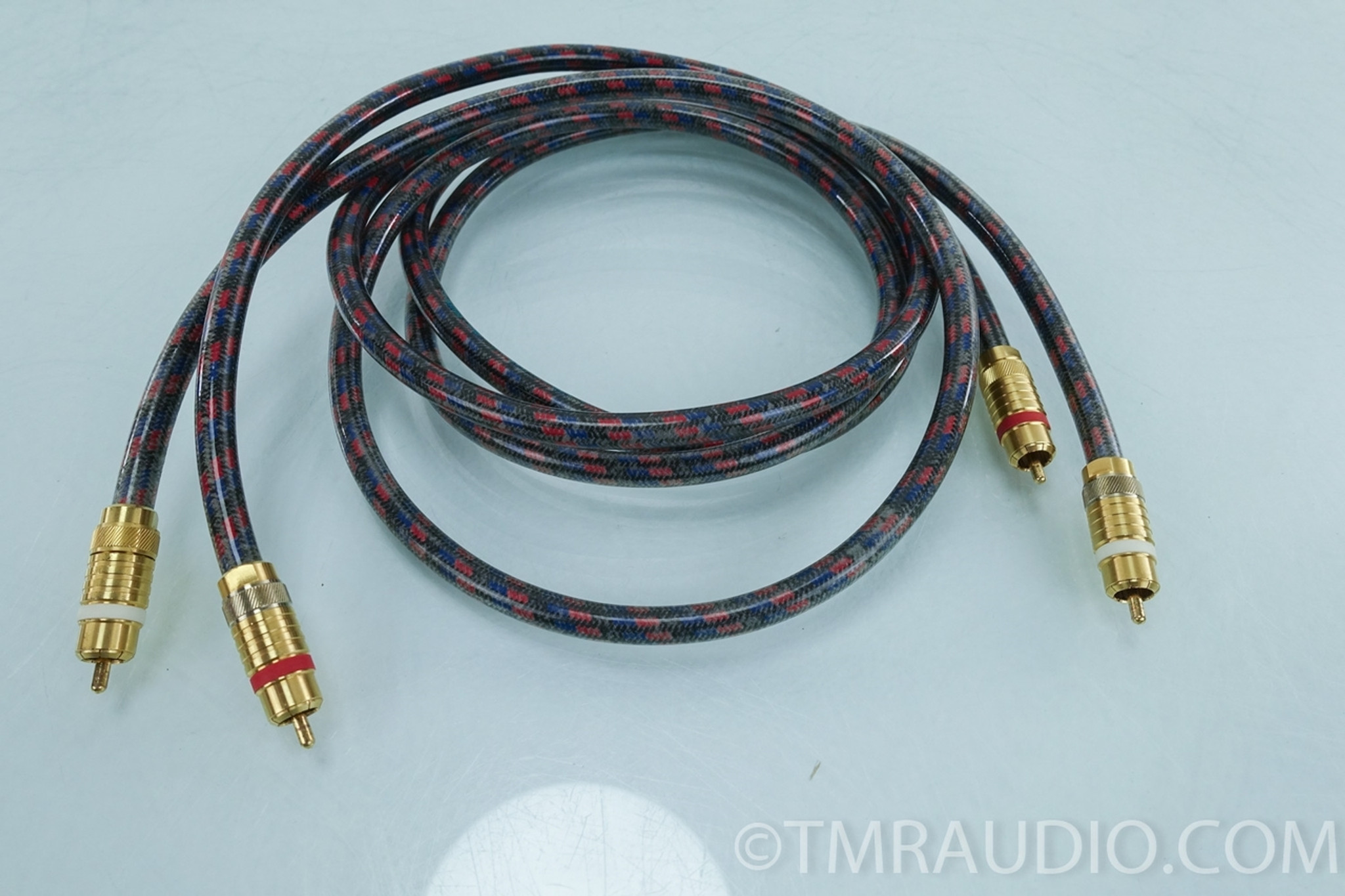 Acrotec 6N-2010 RCA Cables; 1.5m Pair Interconnects - The Music Room