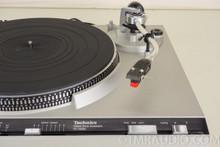 Technics SL-3300 Direct Drive Automatic Turntable; Shure Pro-4 Cartridge