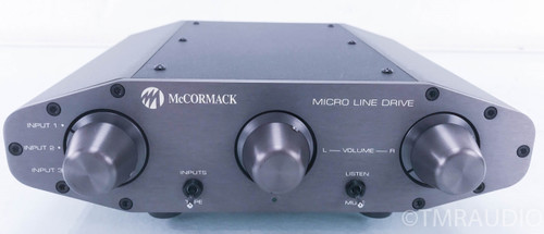 McCormack Micro Line Drive Stereo Preamplifier; MLD