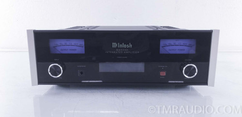 McIntosh MA5200 Integrated Stereo Amplifier; MA-5200