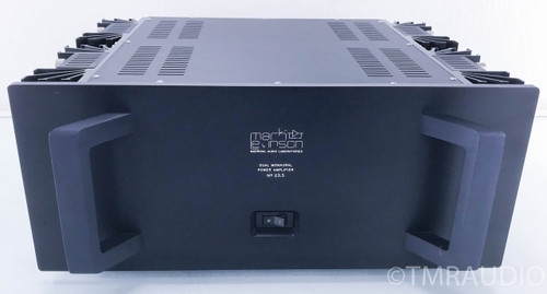 Mark Levinson No. 23.5 Power Amplifier; One Owner