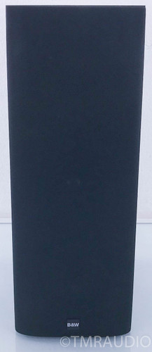 B&W LCR60 S3 Bookshelf / Center Speaker; Black; Single