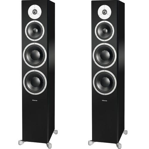 Dynaudio Focus 600XD Wireless Speakers; Satin Black w/ Connect (NEW)