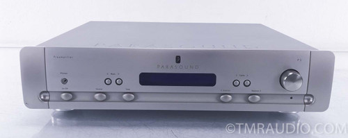 Parasound Halo P3 Stereo Preamplifier; Phono