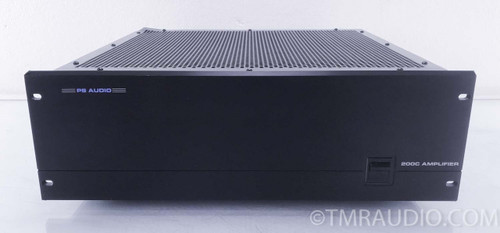 PS Audio 200C Stereo Power Amplifier (AS-IS)