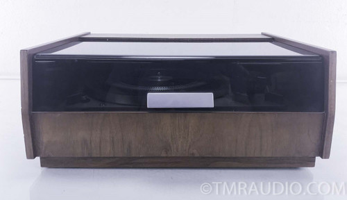 Dual 1219 Vintage Turntable; Ortofon OM 3E MM Cartridge (AS-IS)
