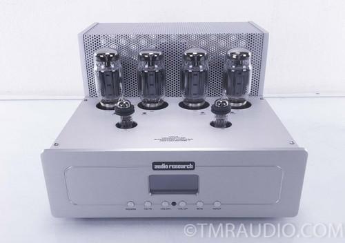 Audio Research VSI-75 Tube Integrated Amplifier; Silver; VSi75