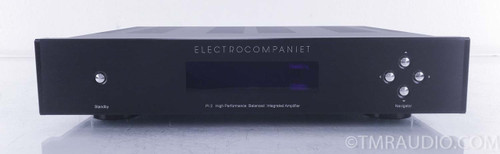 Electrocompaniet Pl-2 B Stereo Integrated Amplifier; Black