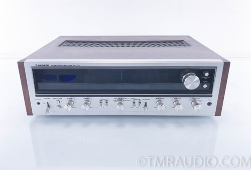 Pioneer SX-737 Vintage AM / FM Stereo Receiver; Serviced
