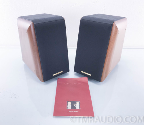 Sonus Faber Concerto Bookshelf Speakers; Walnut Pair