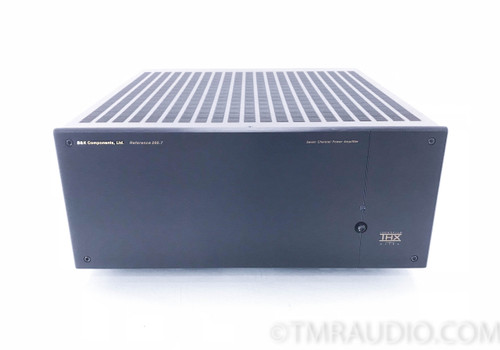 B&K Components Reference 200.7 S2 7 Channel Power Amplifier