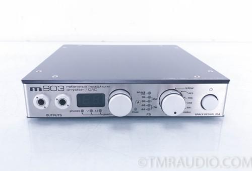 Grace m903 Reference Headphone Amplifier / DAC; D/A Converter