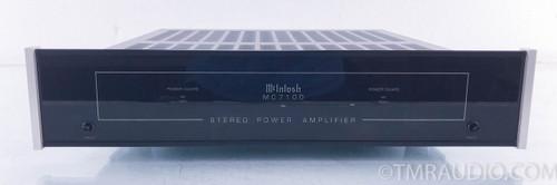 McIntosh MC 7100 Stereo Power Amplifier; MC7100