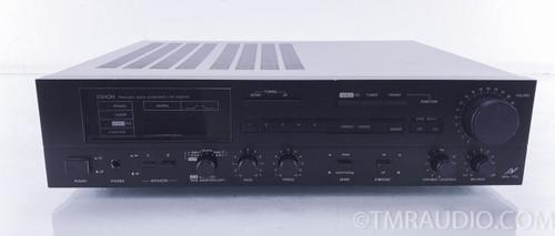 Denon DRA-355 Stereo Receiver; Phono (no remote)