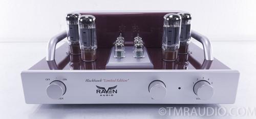 Raven Audio Blackhawk LE Tube Integrated Amplifier; Pinot Noir