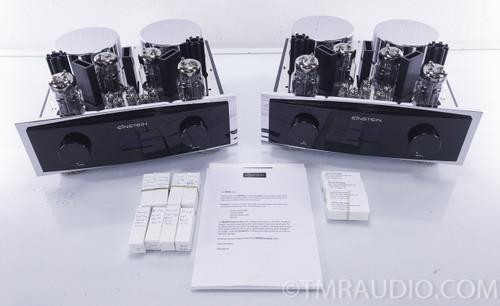 Einstein Audio The Final Cut Mk70 Mono Tube Power Amplifiers; Pair