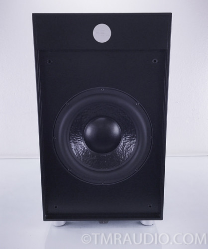 REL Acoustics Britannia B1 Powered Subwoofer; Black 1