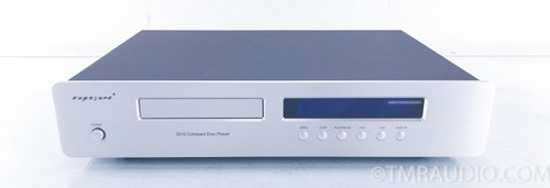 Exposure 3010 CD Player; Remote