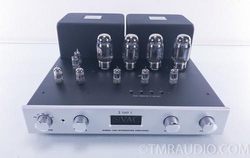 VAC Sigma 160i Integrated Tube Amplifier; Phono