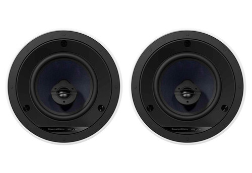 B&W CCM663 2-Way Ceiling Mount Speakers; Pair; Bowers & Wilkins (New)