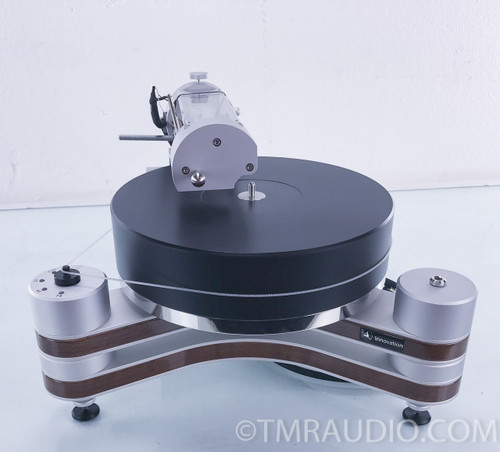 Clearaudio Innovation Wood Turntable; TT-2 Tonearm