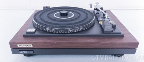 Pioneer PL-55D Vintage Turntable; Ortofon FF 15 XE MkII Cartridge
