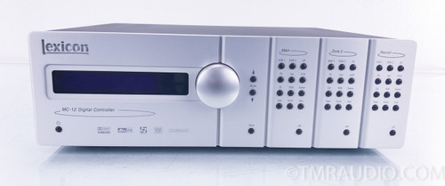 Lexicon MC-12 5.1 Channel Preamplifier / Home Theater Processor