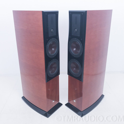 Dali Helicon 400 MK2 Floorstanding Speakers; Cherry Pair
