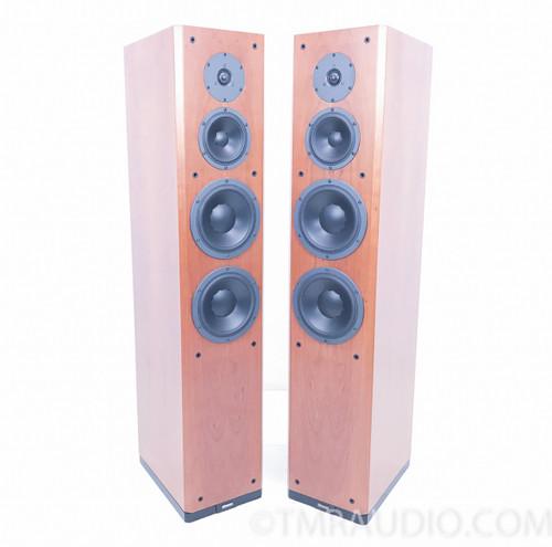 Dynaudio Focus 360 Floorstanding Speakers; Cherry