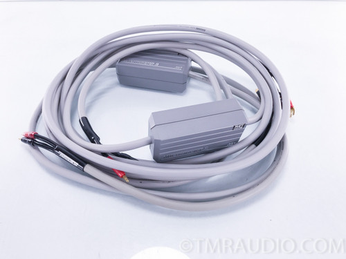 Musical Interface Technology Terminator 2 Biwire Speaker Cables; 4.5m Pair; MIT