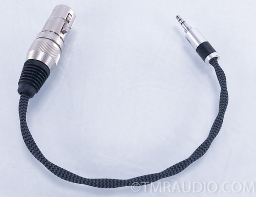 Norne 3.5mm to 4-pin DIN Headphone Cable Adapter