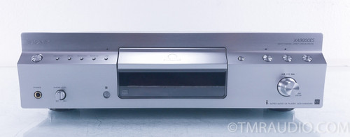 Sony XA9000ES CD / SACD Player; (NO REMOTE INCLUDED.)