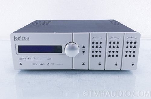 Lexicon MC-12 Surround / Home Theater Processor; Preamplifier