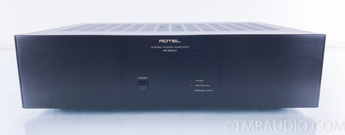 Rotel RB-980BX Stereo Power Amplifier 1
