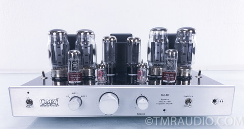 Cary Audio SLI-80 Signature F1 Tube Stereo Integrated Amplifier