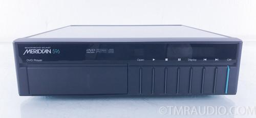 Meridian 596 CD / DVD Player; AS-IS