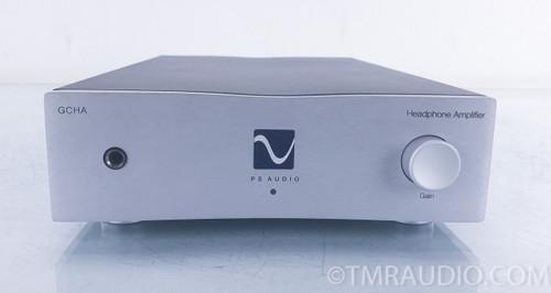 PS Audio GCHA Headphone Amplifier; USB DAC