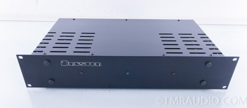 Bryston 2B Stereo Power Amplifier