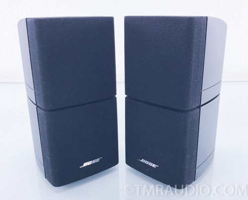Bose Acoustimass Double Cube Satellite / Speakers; Pair