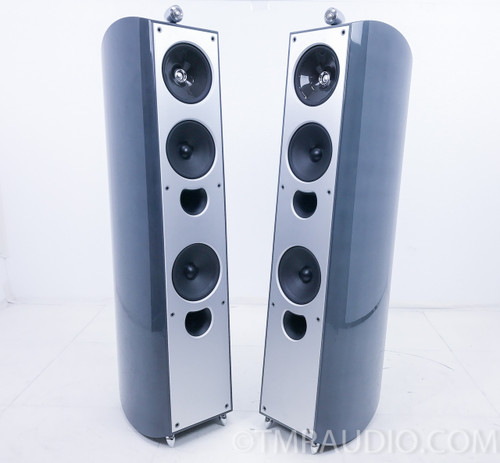 KEF XQ5 Floorstanding Speakers; Pair