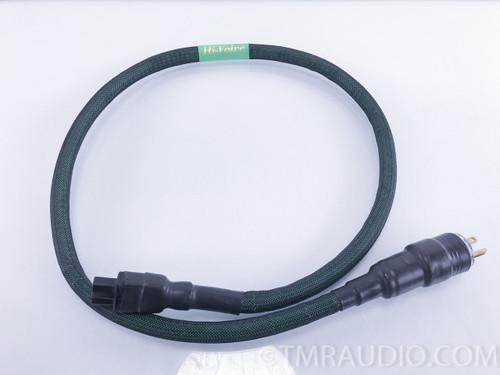 Custom Power Cord Company Hi-Valve Power Cable; 5' AC Cord