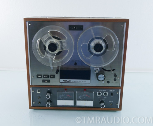 Teac A-4010S Reel to Reel Tape Recorder; AS-IS