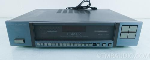 Carver Model TX-11 FM Tuner